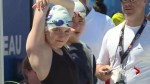 West Island teen back in the pool after cancer treatment
