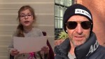 Hugh Jackman responds to Irish girl's video of her singing song from 'Greatest Showman'