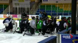 Prince Albert Raiders a close-knit group with high expectations
