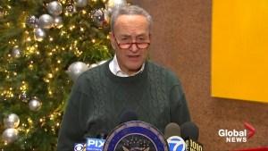 Top Senate Democrat calls judge's healthcare ruling 'way off the deep end'
