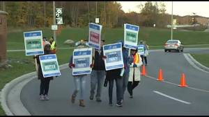 Fleming College faculty strike