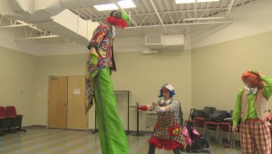 Meet New Brunswick's family of clowns