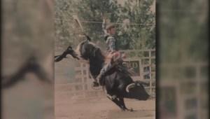 B.C. bull rider had CTE