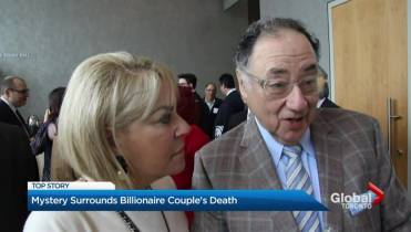 Barry Sherman wasn't involved in day-to-day operations at Apotex