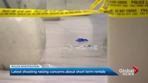 Downtown Toronto condo shooting raises Airbnb concerns