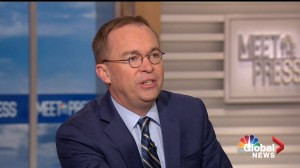 Mulvaney says government shutdown 'not off the table'