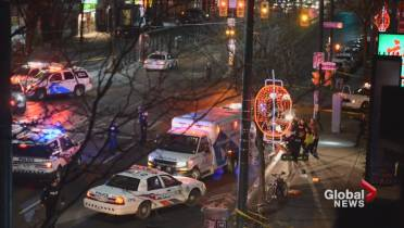 Alleged gang leader charged in 2016 Toronto shooting that