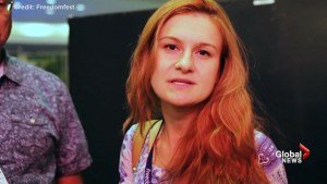 Russian agent Maria Butina was at 2015 conference attended by Trump