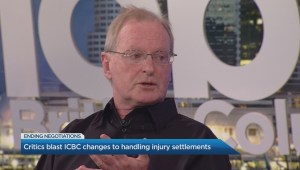 ICBC changes its handling of injury settlements