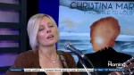 Canadian musician Christina Martin performs 'Lungs are Burning'
