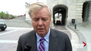 Julian Assange: U.S. politicians react to arrest of WikiLeaks founder (02:19)