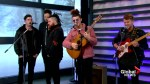 Castlecomer performs on the Morning Show