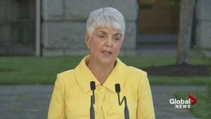 B.C. finance minister introduces speculation tax, employer health tax legislation