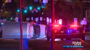 Man charged in Edmonton U-Haul rampage will go to trial