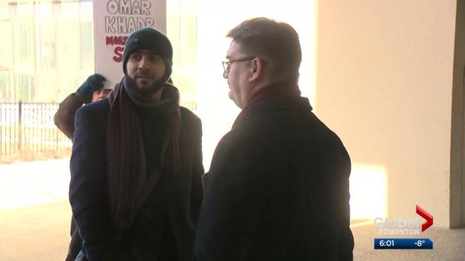 Alberta court to decide if Omar Khadr's war crimes sentence has expired