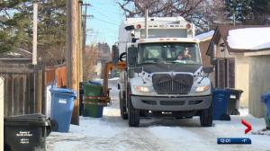 Cost-cutting measure could see Calgary green cart pickup times reduced