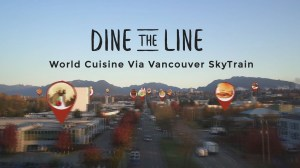 Dine the Line: Best places to eat on the Skytrain line