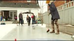 Peterborough couple build backyard curling rink,  will host charity event