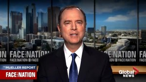 Public has 'right to know' contents of Mueller report: Schiff