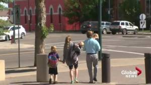 Sentencing arguments set for parents of Alberta toddler who died of meningitis (01:16)