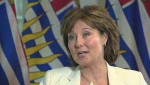 Extended: Christy Clark wants to bring stability to B.C. politics