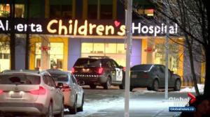 Fake gun call prompted lockdown at Alberta Children's Hospital