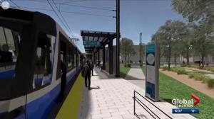 Debate continues about Edmonton's Valley LRT Line
