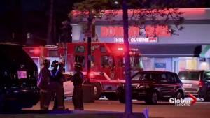 Peel police provide update on investigation into Mississauga restaurant explosion