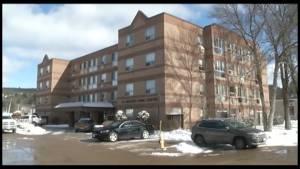 Senior dies in fire at Bancroft retirement residence (00:32)