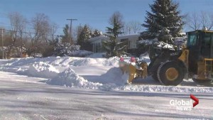 West Island snow removal problems?