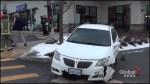 Patron struck outside Cobourg restaurant