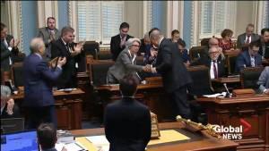 Quebec passes religious neutrality bill