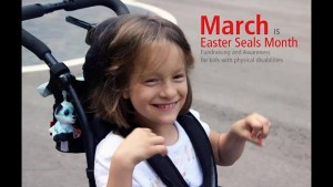 The Morning Show continues its month-long tribute to Easter Seals