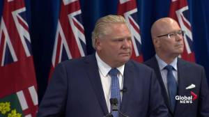 Ford chuckles at Tory saying he thought he wasn't serious about cuts