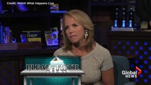 Katie Couric told interviewer in 2012 that Matt Lauer 'pinches my a** a lot'