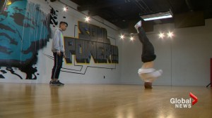 Calgary hip-hop dancers step up to fight bullying: 'You shouldn't let them put you down'