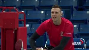 Gavin Schmitt may play for Team Canada again