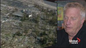 Albertan survivor of Hurricane Katrina shares his story