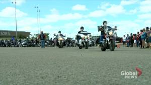 Motorcycle Ride for Dad raising money for prostate cancer research