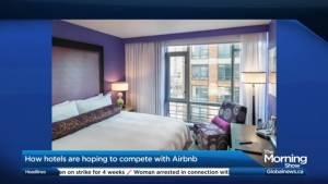 How hotels are competing with AirBNB?