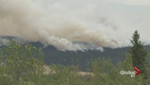 New evacuations as some B.C. wildfires heat up