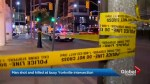 Toronto Police investigate deadly shooting of man in Yorkville