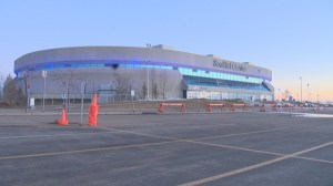 Limitations of SaskTel Centre