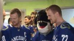 "Vancouver says ""Thank You"" to Sedins"