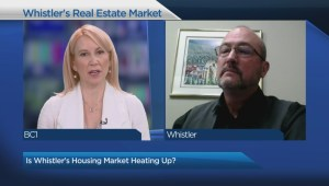 Is Whistler's housing market heating up?
