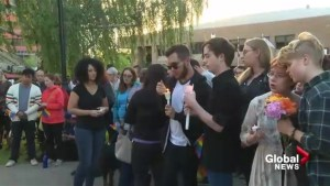 Lethbridge residents mourn Orlando shooting victims