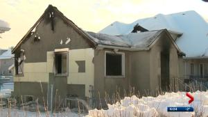 Owner of Edmonton home destroyed by fire shocked