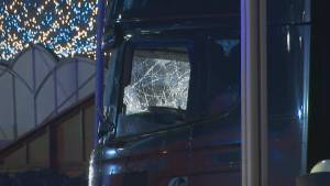 9 killed, dozens injured as truck plows into crowd at Christmas market in Berlin, Germany