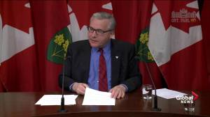 Minister slams Doug Ford over alleged 'secret' deal to build condos on public lands