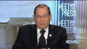 Jerrold Nadler says Trump can't invoke executive privilege on Mueller report